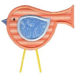 Applique Bird