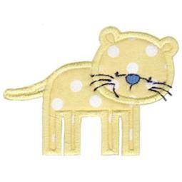 Applique Cheetah