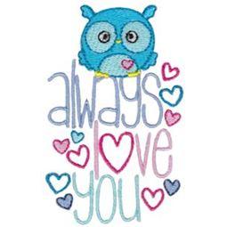 Owl Always Love You