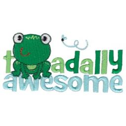 Toadally Awesome