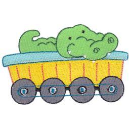 Alligator Carriage