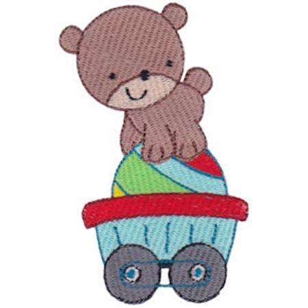 Brown Bear Carriage
