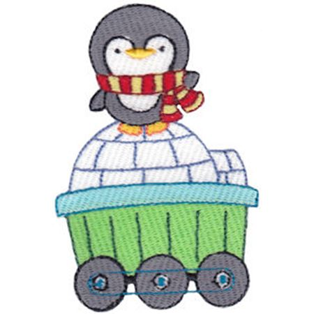 Penguin Carriage