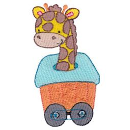 Giraffe Carriage