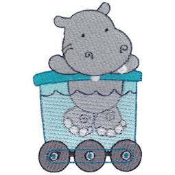 Hippo Carriage
