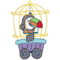 Toucan Carriage