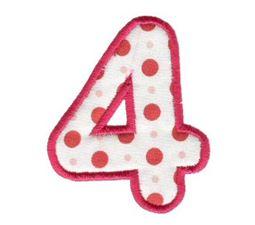 Applique Alphabet 31