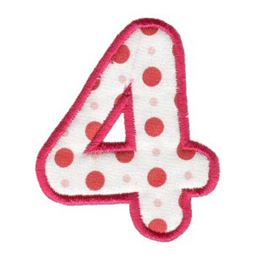 Applique Alphabet 31