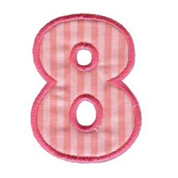 Applique Alphabet 35