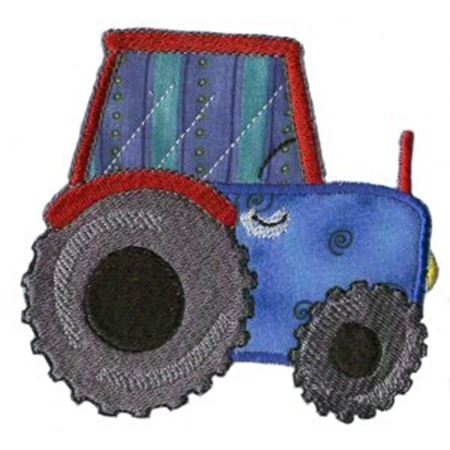 Applique Boys Toys 2