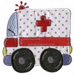 Applique Boys Toys 7