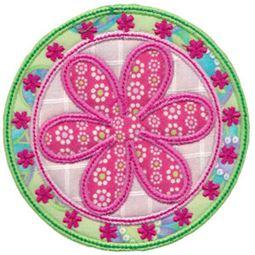 Applique Circle Frames 11
