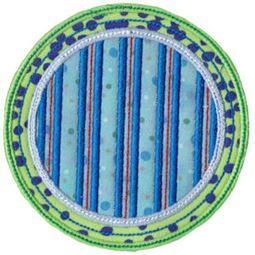 Applique Circle Frames 5