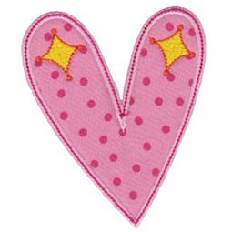 Applique Hearts 13