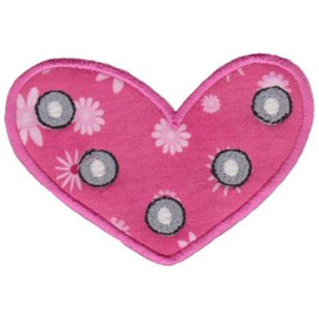 Applique Hearts 18