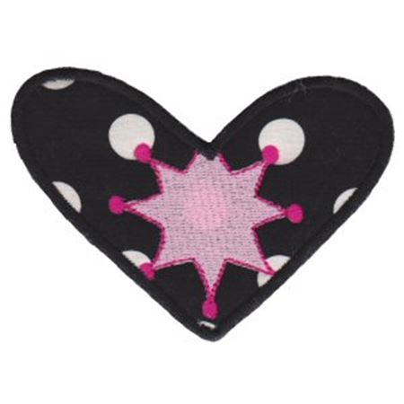 Applique Hearts 22