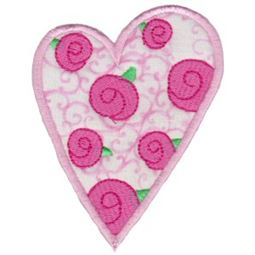 Applique Hearts 8