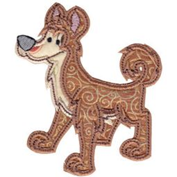 Aussie Animals Applique 4
