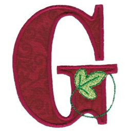 Autumn Alphabet G