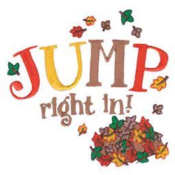 Jump Right In