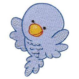 Baby Bluebird 5