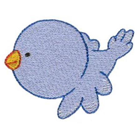 Baby Bluebird 6