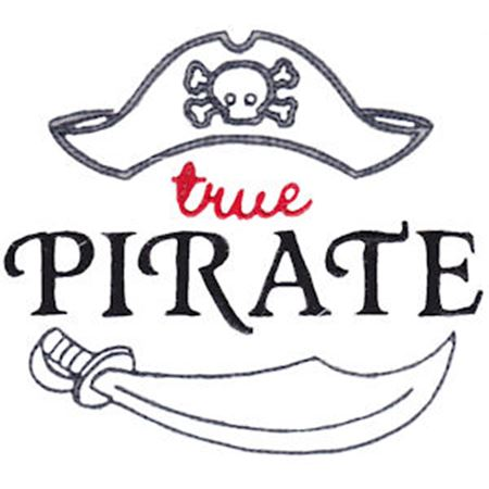 True Pirate
