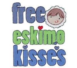 Free Eskimo Kisses