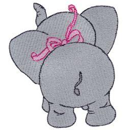 Baby Elephant Too 1