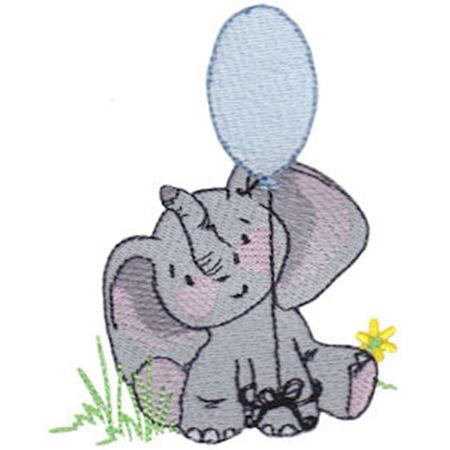 Baby Elephant Too 2