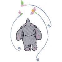Baby Elephant Too