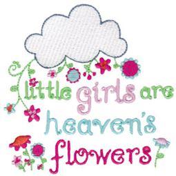 Little Girls Are Heaven