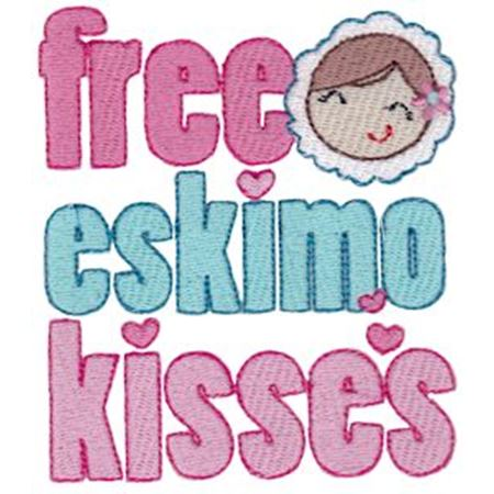 Free Eskimo Kisses