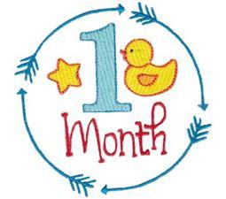 1 Month Baby Milestone