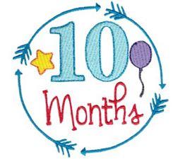 10 Months Baby MIlestone