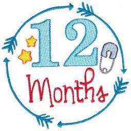 12 Months Baby Milestone