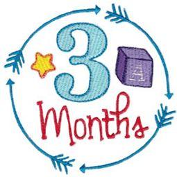 3 Months Baby Milestone