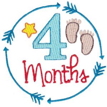 4 Months Baby Milestone