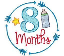 8 Months Baby Milestone