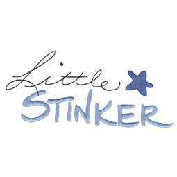 Boy Little Stinker