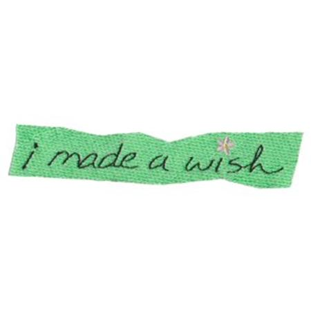 I Made A Wish