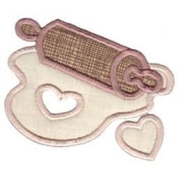 Rolling Pin Applique
