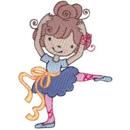 Ballet Cuties Too 4