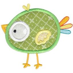 Birds N Bugs Applique 13