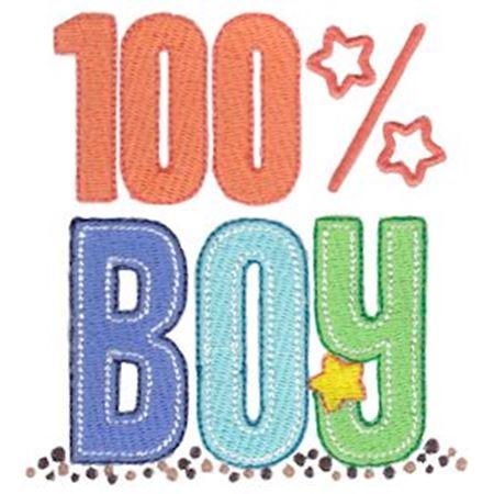 100 Percent Boy