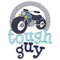 Tough Guy Motorbike