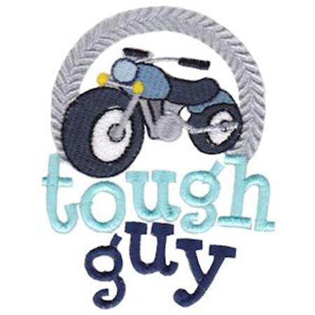 Tough Guy Motorbike