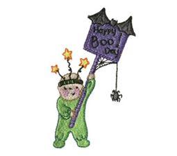 Bubba Boo In Halloween 1