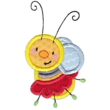 Busy Bees Applique 1