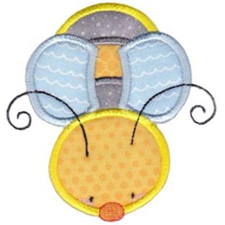 Busy Bees Applique 3